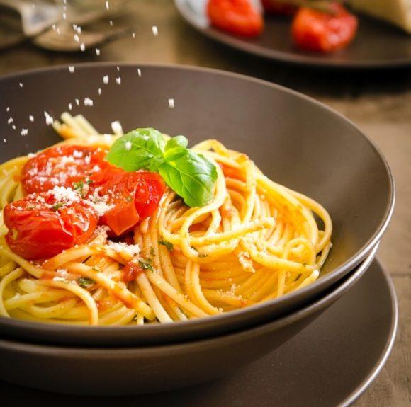 Spaghetti al Pomodoro #FicheraVersion