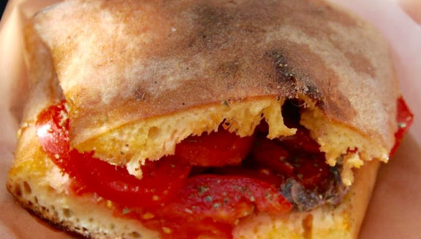 "Il ""Pane Cunzato"" #FicheraVersion"