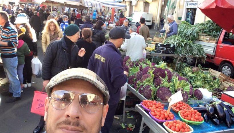 Un giro al mercato di Catania