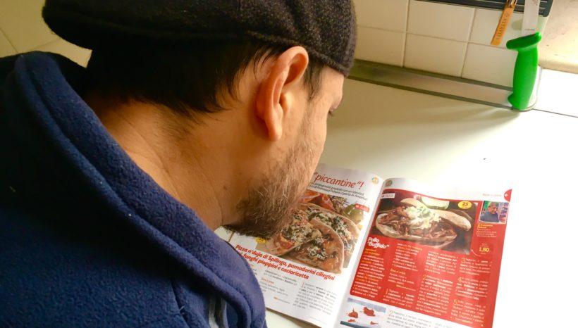 """La mia ricetta nel magazine de """"La Prova del Cuoco"""""""