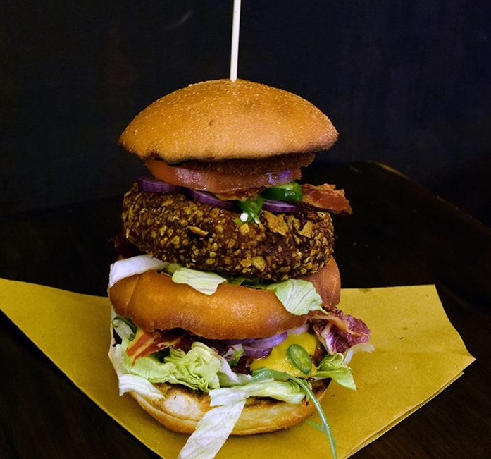 Trump Burger #FicheraVersion