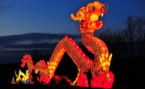 Festeggiamo il Capodanno cinese