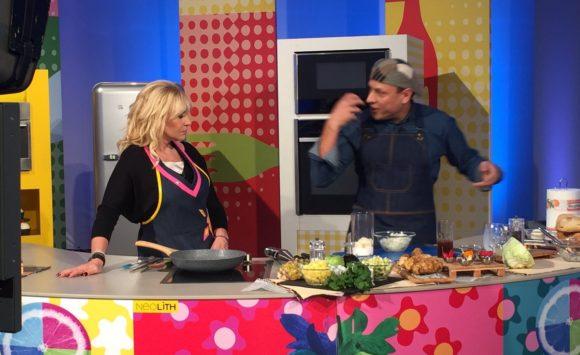 """Il Pollo Buffalo per """"La Prova del Cuoco"""""""